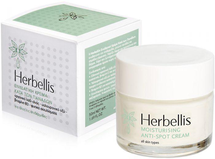 Κρέμα κατά των Πανάδων - Herbellis